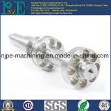 Fabrik-Zubehör-Präzision CNC-maschinell bearbeitende Aluminiummotorteile