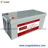 12Vは鉛太陽のための酸LiFePO4電池シリーズ150ahを密封した