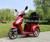 Motociclo Handicapped del motore del mozzo con Ce