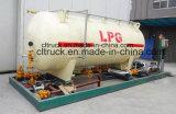 ASMEの工場10 M3スキッドのプラント端末を補充するガス5トンのLPGの