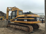 Excavatrice utilisée du chat 320b/excavatrice de tracteur à chenilles (320B)