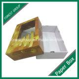 Окно изготовленный на заказ коробки упаковывая для упаковывать плодоовощ (FP0200017)