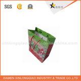 Coutume bon marché de qualité annonçant des sacs en papier