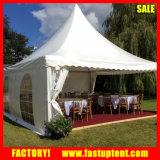 Немедленное портативное шатёр Pagoda шатра 6X6m Gazebo хорошее