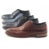 Zapatos del asunto de los hombres con el diseño clásico  (HDS-R03)