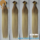 Tecelagem brasileira do cabelo de Ombre do cabelo humano do Virgin