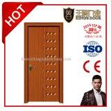 Porte intérieure en bois solide moderne de l'intérieur Door/PVC