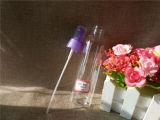 150ml löschen Plastikflasche mit blauer Zufuhr (PETB-07)