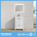 Populäre Lampen-an der Wand befestigter Badezimmer-Schrank des Entwurfs-LED mit 1 Fach und Tür 2
