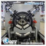 Riga di plastica dell'espulsione del tubo del PVC della macchina dell'espulsore di alta efficienza