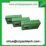 カスタムCmykの印刷の防水化粧品の香水のパッケージの紙箱