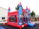 Castelos de salto infláveis personalizados fábrica de House& do salto (RB2015-2)