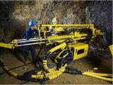 Plate-forme de forage de pompe de tunnel souterrain maximum principal de la pression 300bar