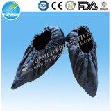 Крышка устранимого ботинка PE или CPE для лаборатории