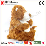 中国安く柔らかいくまのプラシ天のおもちゃのぬいぐるみくまはおもちゃをからかう
