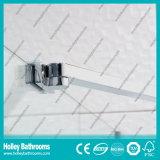 Populärer eingehängter Tür-Dusche-Bildschirm mit ausgeglichenem lamelliertem Glas (SE941C)