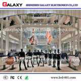 Farbenreiche transparente/Bildschirm-Bildschirmanzeige P5-8 des Glas-/Fenster video der Wand-LED für Innenim freiengebrauch-Werbungs-Reklameanzeige