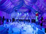 販売白いPVC屋根の休日のテントのための贅沢な結婚披露宴のテント