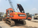Escavatore scavatore utilizzato Dh220LC-7 di Doosan Doosan