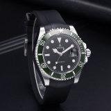 El reloj automático elegante luminoso estupendo suizo del acero inoxidable se divierte Watch72521