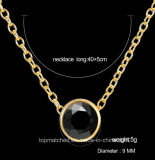 نمو سبيكة [رهينستون] بلاستيكيّة صغيرة خرزة نوع ذهب 916 نمو مجوهرات عقد