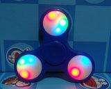 다채로운 LED 손 방적공 싱숭생숭함 방적공