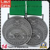 ロゴの安いカスタム金属のフィニッシャーメダル
