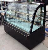 Cer genehmigte Handelskuchen-Bildschirmanzeige-Kühlraum