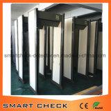 33 зоны проходят через металлический детектор Gate Super Scanner Gate