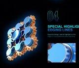 2017 nieuwe friemelt de het 9-toestel van het Ontwerp Vinger de Spinner van de Hand