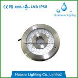 DC12V 27watt LED Brunnen-Unterwasserlicht