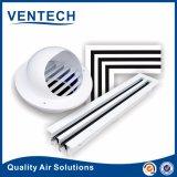 エアコン線形スロット拡散器、HVACスロットグリル