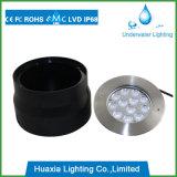 CE y RoHS IP68 LED Luces Subterráneas