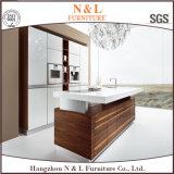 N&L現代様式のホーム家具の木製の台所家具