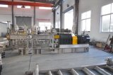 Hersteller-Laborplastikstrangpresßling-Maschine für das Füllen von Masterbatch