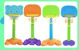 Стойка баскетбола пластичных съемных детей портативная