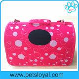 Portador del recorrido del bolso del perro de animal doméstico de los accesorios del animal doméstico de la fábrica