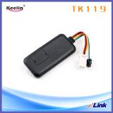 Rastreador econômico de GPS com modo duplo GPS / Lbs (Tk119)