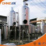 Vorverlegtes MVR-industrielles Zirkulations-Abwasser-Verdampfer-Gerät