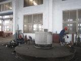 Unidad horizontal del mezclador del tubo de los PP /PE /PVC /WPC