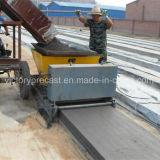 Brame creuse de panneau de faisceau de toit faisant la machine pour les constructions de la couche