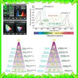 La vendita calda 2017 per la pianta del LED coltiva la lampada piena chiara di spettro 350W con l'intelaiatura del Anti-Fuoco per lo sviluppo di pianta idroponico della serra