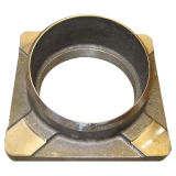 Produção de peças em aço de liga de carbono da empresa