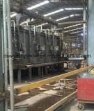 Nitrogênio industrial do carbono do aço sem emenda, oxigênio, cilindro de gás ISO9809-3 do acetileno