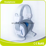 O mais novo Estilo ABS ABS / Black / White Game Headphone
