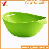 Kom en de Lepel de Van uitstekende kwaliteit Customed van het Silicone van Ketchenware (yb-u-113)
