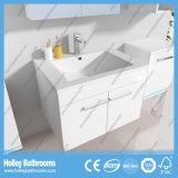 Banheiro lindo High-Gloss Cabinet-D8066A da pintura do interruptor quente do toque claro do diodo emissor de luz