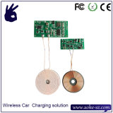12V 800mA Car Wireless Charger Solution do fornecedor chinês