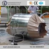 Bobina de acero galvanizada sumergida caliente del soldado enrollado en el ejército de la fabricación de la hoja primera del material para techos