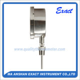 Thermomètre bimétallique de Thermomètre-Tubulure de Mesurer-Ménage bimétallique industriel de la température